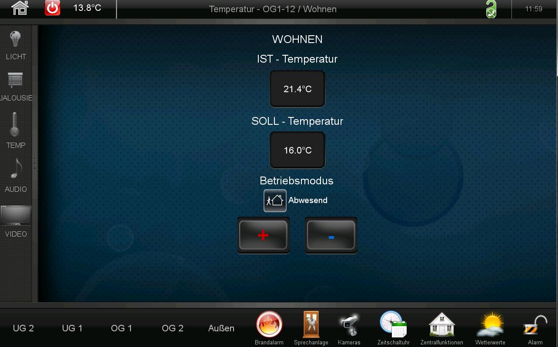 AMX_Beispiel_Grundriss_Temperatur