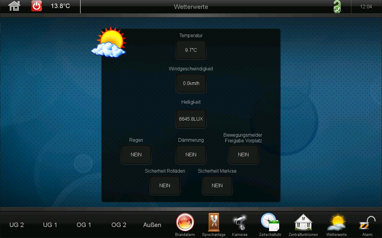 AMX_Beispiel_Grundriss_Wetterwerte
